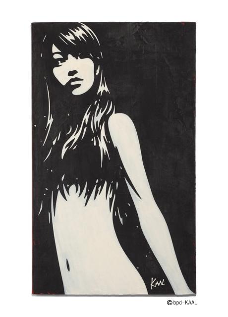 bpd KAAL スタイリッシュでモダンなインテリアアート 絵画 Venus #2 キャンバスM8