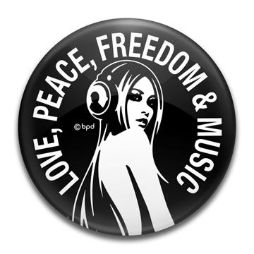 bpd kaal music woman compact mirror