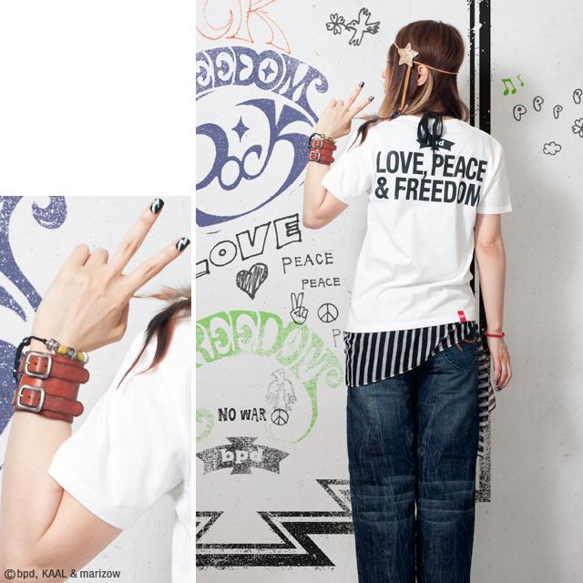 サドル レザー ブレスレット LIVE FREE モデル marizow 3
