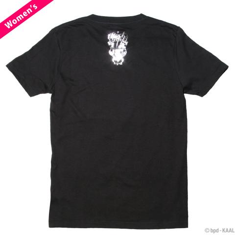 bpd Rock エンブレム レディース デザインTシャツ