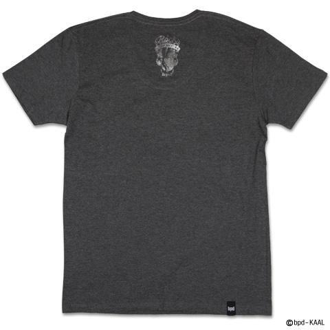 ロック エンブレム デザインTシャツ